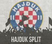 Hajduk Split (Kroatien)