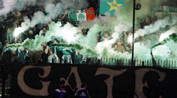 Panathinaikos Gate 13