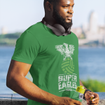 Produktbild Fan T-Shirt Nigeria Eagles