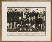 Produktbild Fotorahmen 1.FCK DEUT. MEISTER 1953