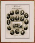 Produktbild Fotorahmen VFL Mönchengladbach Westdeutscher Meister 1920/21