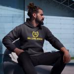 Produktbild Kapuzenpulli Dortmund Ballspielverein schwarz