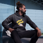 Produktbild Kapuzenpulli Dortmund Fahnenschwinger