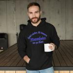 Produktbild Kapuzenpulli kniet nieder-Mannheim