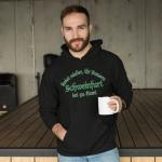Produktbild Kapuzenpulli kniet nieder-Schweinfurt