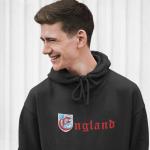 Produktbild Kapuzenpulli logo England