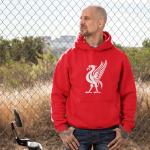 Produktbild Kapuzenpulli Sons of Anfield Liverpool rot