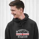 Produktbild Kapuzenpulli Supporters-England