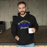 Produktbild Kapuzenpulli Supporters-Meppen