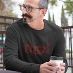 Produktbild Sweat Ultras Rosso-Nero