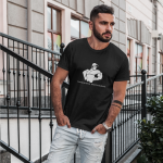 Produktbild T-Shirt AS Roma Tradizione