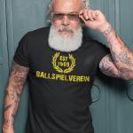 Produktbild T-Shirt Dortmund Ballspielverein Ballspielverein schwarz