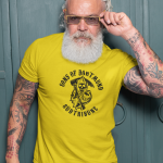 Produktbild T-Shirt Dortmund SONS OF DORTMUND gelb