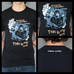 Produktbild T-Shirt Extreme Adrenalin