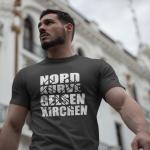 Produktbild T-Shirt Gelsenkirchen Nordkurve