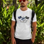 Produktbild T-Shirt Hamburg Gründungsvereine 1887