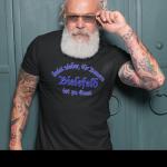 Produktbild T-Shirt kniet nieder... Bielefeld
