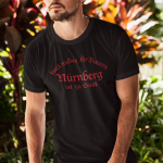Produktbild T-Shirt kniet nieder... Nürnberg