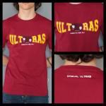 Produktbild T-Shirt liberta per gli - Freiheit für Ultras rot