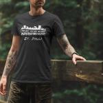 Produktbild T-Shirt meine Heimat... St. Pauli