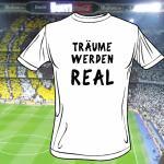 Produktbild T-Shirt Real Träume werden Real