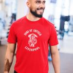 Produktbild T-Shirt Sons of Anfield Liverpool rot