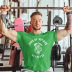 Produktbild T-Shirt Sons of Bremen Ostkurve grün
