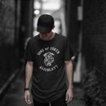 Produktbild T-Shirt Sons of Fürth Kleeblatt schwarz
