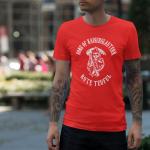 Produktbild T-Shirt Sons of Kaiserslautern Rote Teufel rot