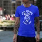 Produktbild T-Shirt Sons of Karlsruhe Sportclub blau