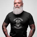 Produktbild T-Shirt Sons of Leverkusen Nordkurve schwarz