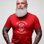 Produktbild T-Shirt Sons of Leverkusen Nordkurve rot