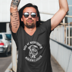 Produktbild T-Shirt  Sons of  Niederrhein Mönchengladbach schwarz