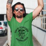 Produktbild T-Shirt  Sons of  Niederrhein Mönchengladbach grün