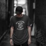 Produktbild T-Shirt Sons of Sachsen-Anhalt Magdeburg schwarz
