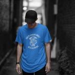 Produktbild T-Shirt Sons of Sachsen-Anhalt Magdeburg blau