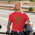 Produktbild T-Shirt Sons of Schwaben Augsburg rot