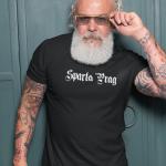Produktbild T-Shirt Sparta Prag old 1c