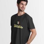 Produktbild T-Shirt Ultras gold