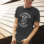 Produktbild T-Shirt Wolfsburg Sons of Niedersachsen  schwarz