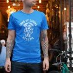 Produktbild 1860 T-Shirt SONS OF  GIESING blau