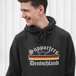 Produktbild Kapuzenpulli Supporters-Deutschland