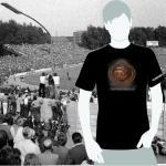 Produktbild T-Shirt Ballsportfanatisch schwarz Fussball Ultras