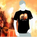 Produktbild T-Shirt Feuer frei Ultras