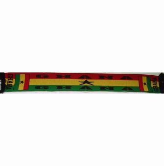 Fanschal Ghana