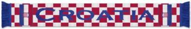 Fanschal Kroatien
