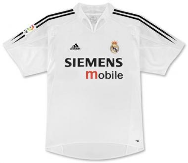 Real Madrid Trikot home 04-06