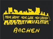 T-Shirt meine Heimat... Aachen