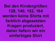 Ringer T-Shirt back Gelsenkirchen