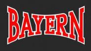 Herren Sweatshirt Crewneck Rundhals lo2c Bayern schwarz